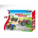 Magical Magnet Magnetic Blocks 20 Parça 9591