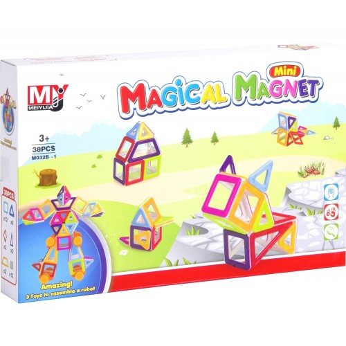 Magical Magnet Mini 38 Parça M032B
