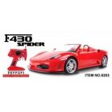 MJX Ferrari F430 Spider 1:10 Uzaktan Kumandalı Araba 8203