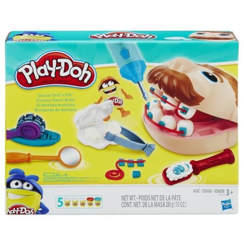 Play Doh Dişçi Seti Yeni B5520