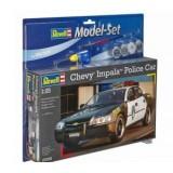 Revell Chevy Impala Police Car Model Set