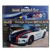 Revell Dodge Viper Model Set