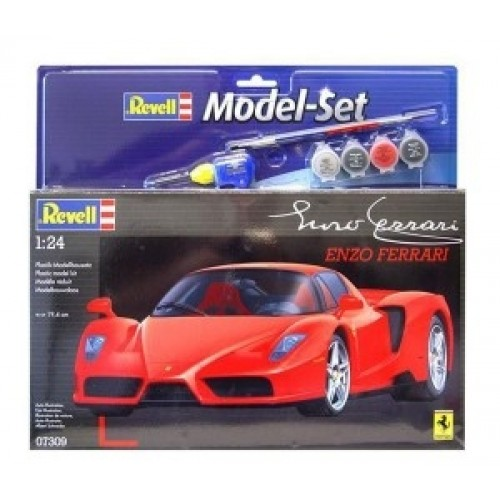 Revell Enzo Ferrari