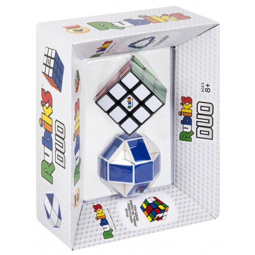 Rubiks Duo Retro