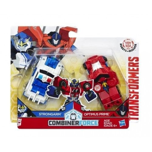 Transformers Strongarm Optimus Prime 2li Figür C0629