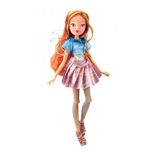 Winx Forever Fashion -Flora