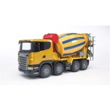 Bruder Scania R-Serisi Beton Mikser 03554