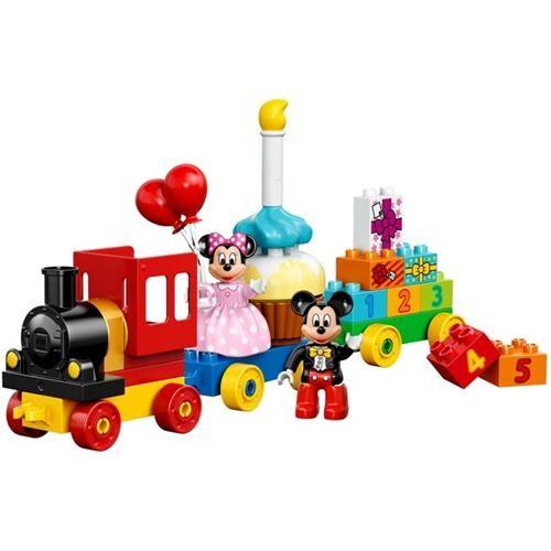Lego Duplo Mickey&Minnie Parade 10597