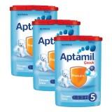 Aptamil 5 Çocuk Devam Sütü 900 gr x 3 Adet
