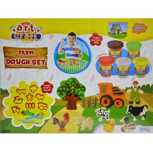 Art Craft Çiftlik Hamur Set 3275