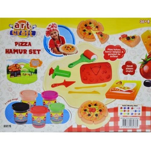 Art Craft Pizza Hamur Set 3276