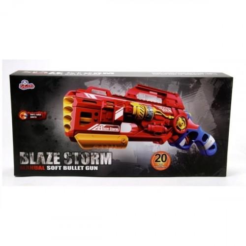 Blaze Storm Yumuşak Mermili 8 Hazneli Tüfek (20 Mermi)