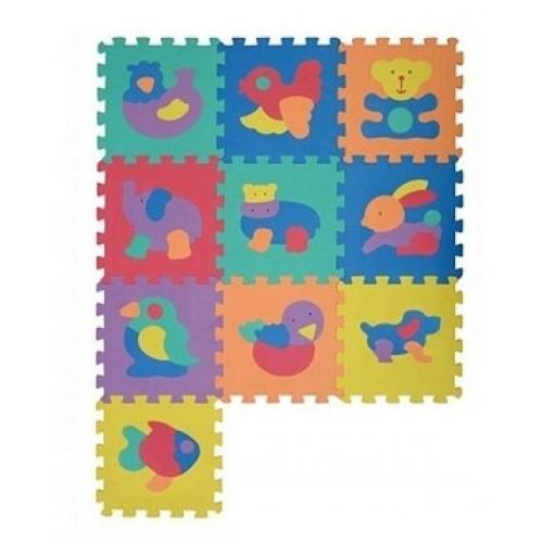 Bondigo Eva Mat Puzzle Hayvanlar BE4020