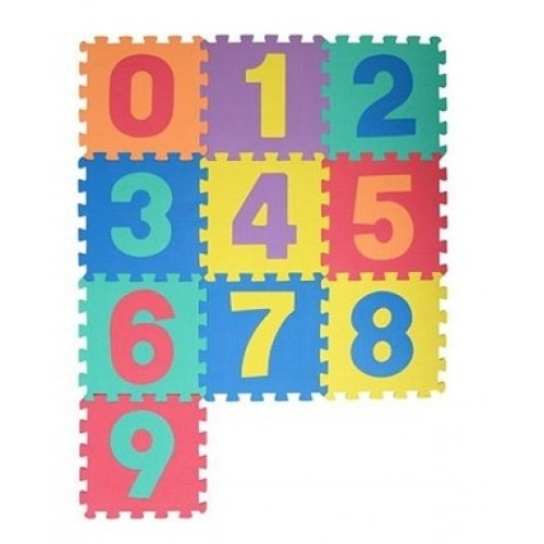 Bondigo Eva Bebek Oyun Matı Sayılar BE4010