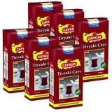 Çaykur Tiryaki Çayı 1000 Gr x 6 Adet