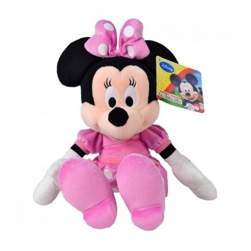 Disney Minnie Mouse Peluş Oyuncak 25 cm 6107