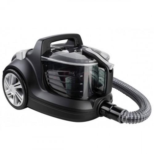 Fakir Veyron Turbo XL Siyah 750 W Toz Torbasız Süpürge