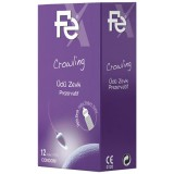 Fe Crowling Üçlü Zevk Prezervatif 12 li