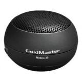 Goldmaster Mobile-10 Mini Cep Hoparlör (Siyah)