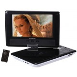 Goldmaster PD-700 Portable DVD Oynatıcı (Beyaz)