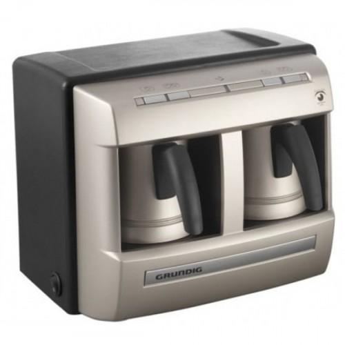 Grundig TCM 6730 C Krem Çiftli Kahve Makinesi