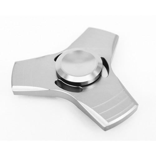 Hand Spinner Metal Pro Stres Çarkı - Gri (1.KALİTE)