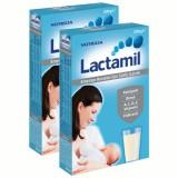 Lactamil Emziren Anneler İçin Sütlü İçecek 200 gr x 2 Adet