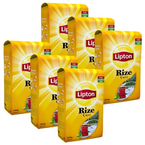 Lipton Rize Çay 1000 Gr x 6 Adet