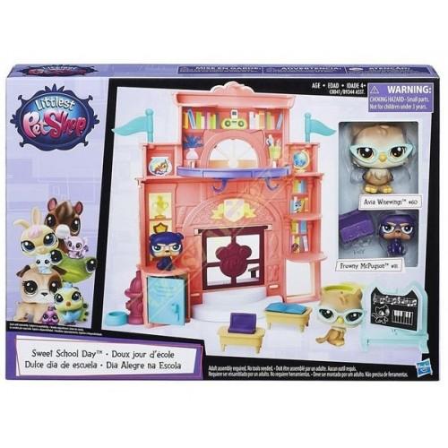 Littlest Pet Shop Miniş Oyun Seti B9344