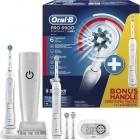Oral-B SmartSeries Pro 6900 Bluetooth 2'li Şarjlı Diş Fırçası