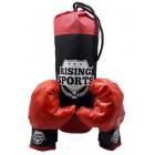 Rising Sports Oyuncak Boks Kum Torbası ve Eldiveni