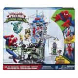 Spiderman Web City Dev Oyun Seti B7198