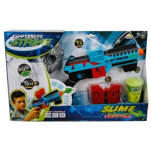 Sunman Cyber Strike Slime Atan Silah Set 56005