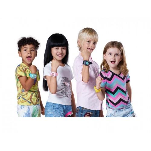 Superkids Akıllı Çocuk Telefonu ve Çocuk Güvenlik Saati - Pembe