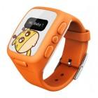 Superkids Akıllı Çocuk Telefonu ve Çocuk Güvenlik Saati - Turuncu