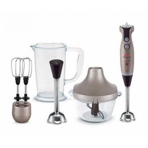 Tefal MasterBlend Activflow Power Gümüş 700W  Blender Set (HB152A30)