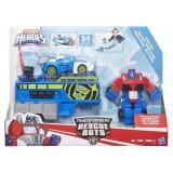 Transformers Rescue Bots Yarış Seti B5584