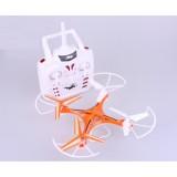 Vardem Oyuncak 2.4Ghz Işıklı 4Ch Gyro Isıklı Drone (Helicopter)