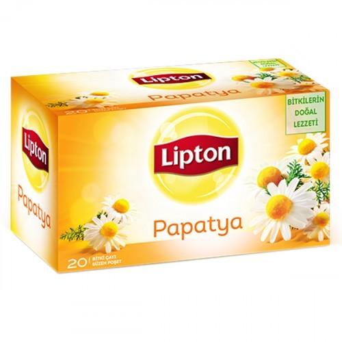 Lipton Bardak Poşet Bitki Çayı Papatya 20 li
