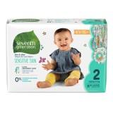 Seventh Generation Bebek Bezi 2 Beden 36 lı
