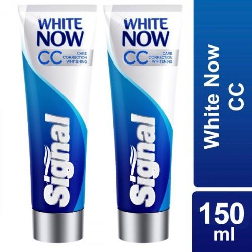 Signal Diş Macunu White Now CC 75 ml x 2 Adet