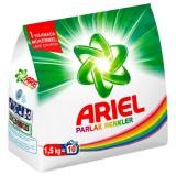 Ariel Toz Çamaşır Deterjanı Parlak Renkler 1,5 kg