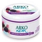 Arko Nem Canlandırıcı Bakım Kremi Yoğurt - Böğürtlen 150 ml