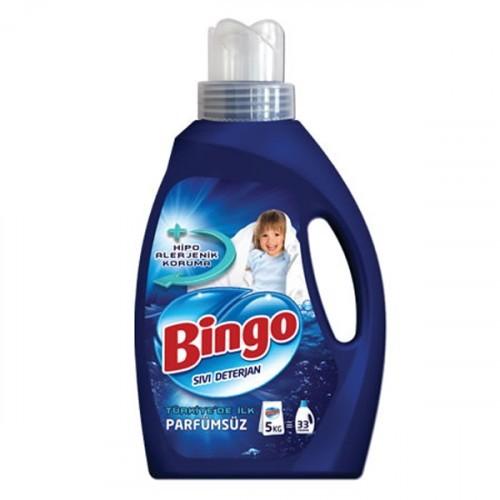 Bingo Matik Sıvı Deterjan Parfümsüz 2145 Ml