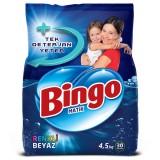 Bingo Matik Renkli-Beyaz Çamaşır Deterjanı 4,5 Kg