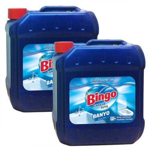 Bingo Ultra Yoğun Çamaşır Suyu Banyo 3,5 kg x 2 Adet