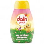 Dalin Kids Saç ve Vücut Şampuanı Çilek 300 ml