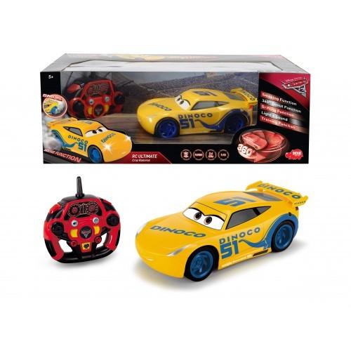 Disney Cars 3 Feature Cruz Ramirez Uzaktan Kumandalı Araba 26cm