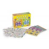 Diy-Toy Yayınları Alfabe Tombala Eğitim Seti 2554