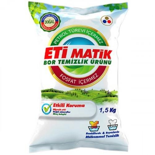 Eti Matik Çamaşır Deterjanı 1,5 Kg